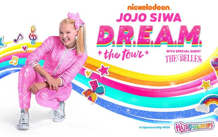 More Info for Nickelodeon's JoJo Siwa D.R.E.A.M Tour