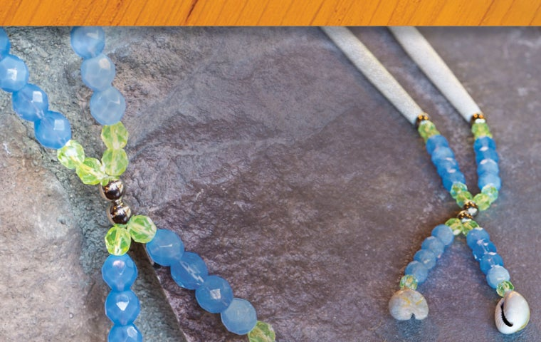 """More Info for Lifeways Workshop """"Make Your Own"""" Bone, Bead & Shell Necklace"""