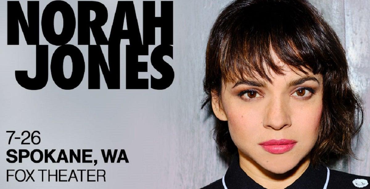 Live Nation Presents Norah Jones