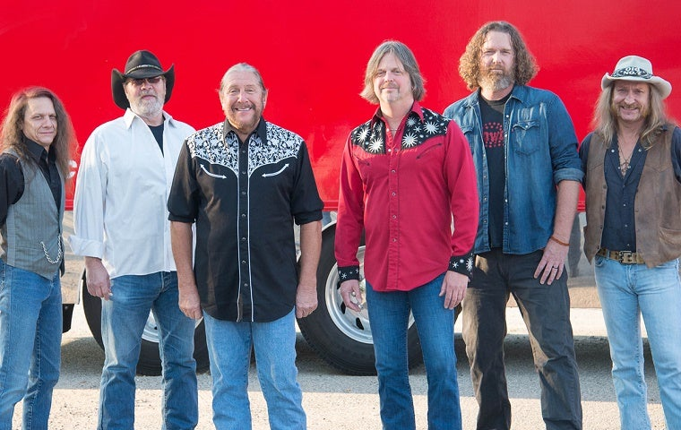 More Info for Marshall Tucker Band