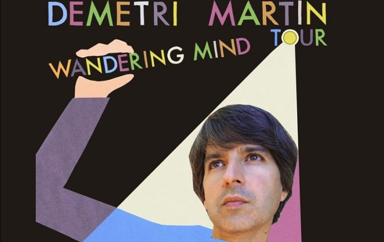 More Info for Demetri Martin