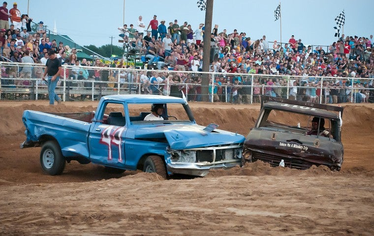 More Info for Pickup Truck Demo Derby