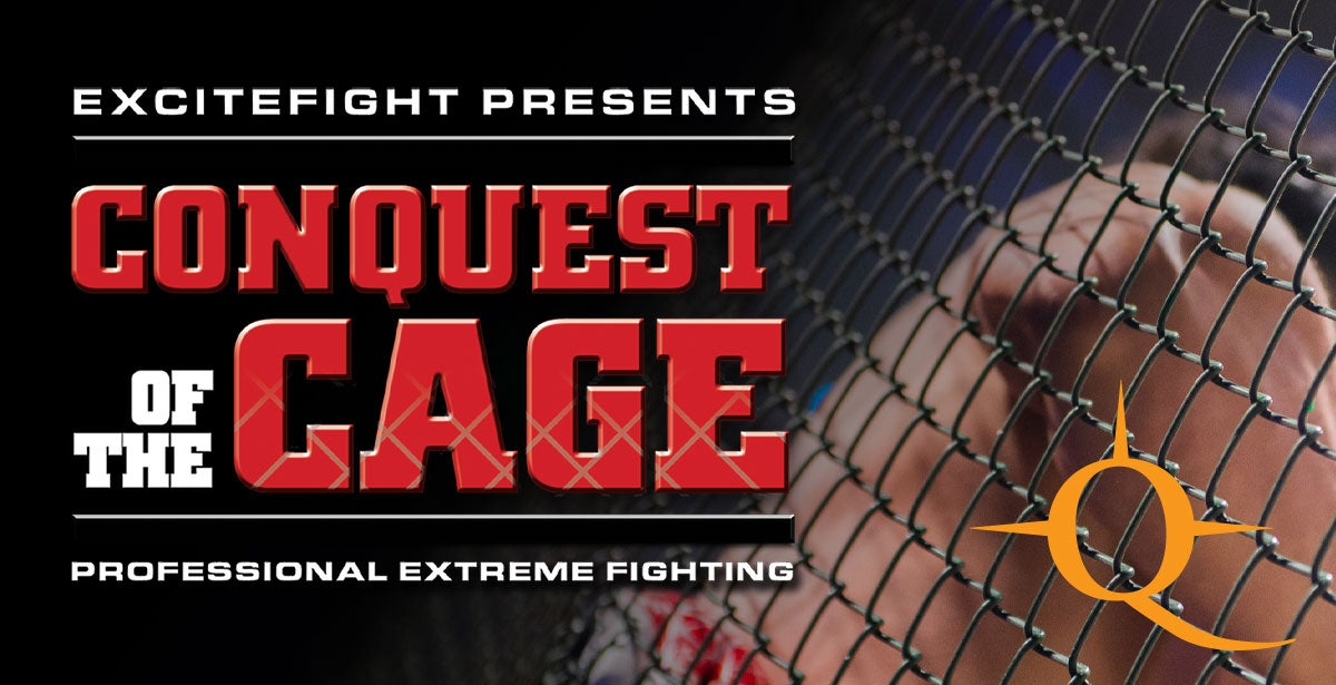 *Rescheduled* Conquest of The Cage