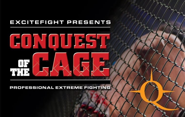 More Info for *Rescheduled* Conquest of The Cage