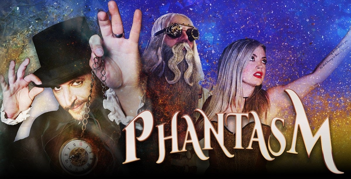 Nick Norton Presents: Phantasm - A Night of Magic!