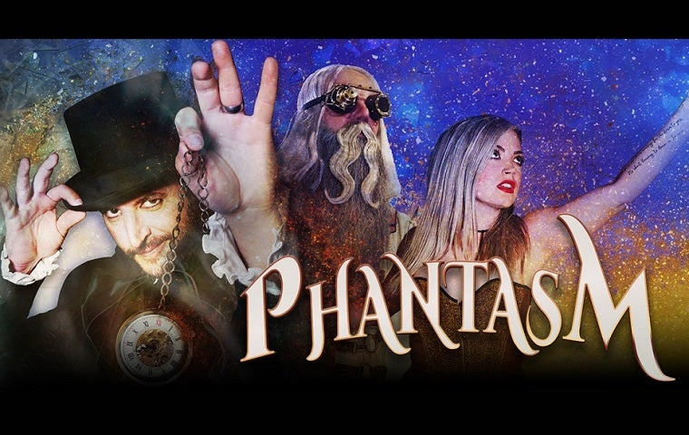 More Info for Nick Norton Presents: Phantasm - A Night of Magic!