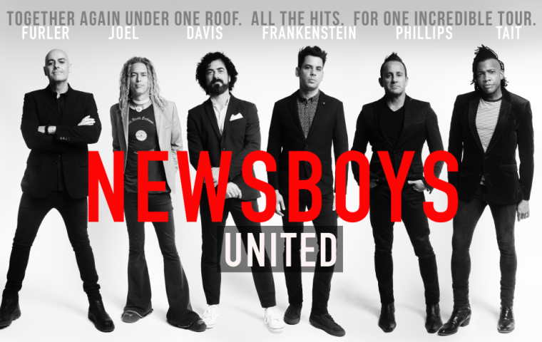 More Info for Newsboys United