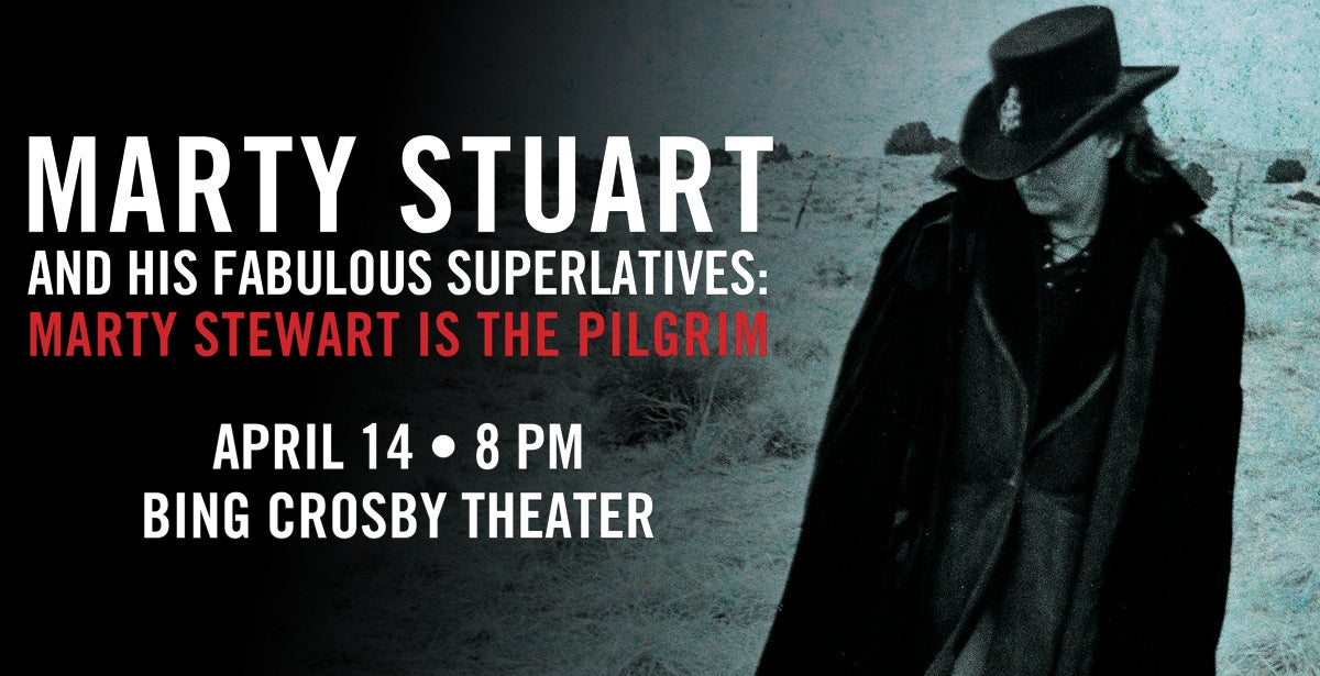 *CANCELLED* Marty Stuart & His Fabulous Superlatives