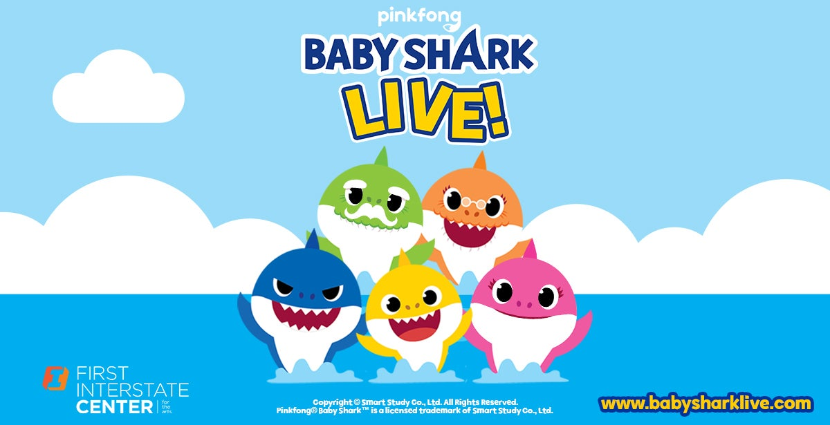 *CANCELED* Baby Shark Live!