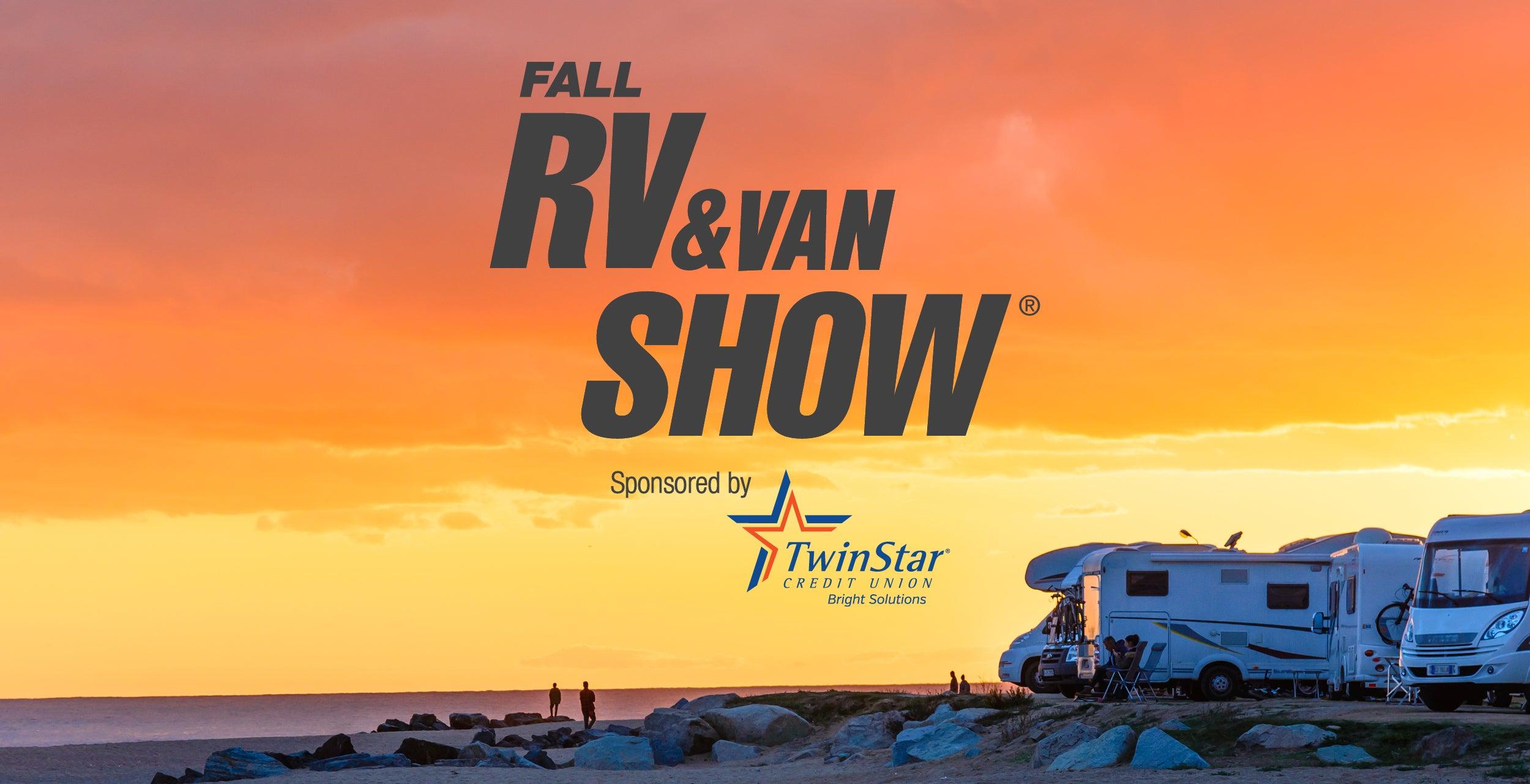 Portland Fall RV & Van Show