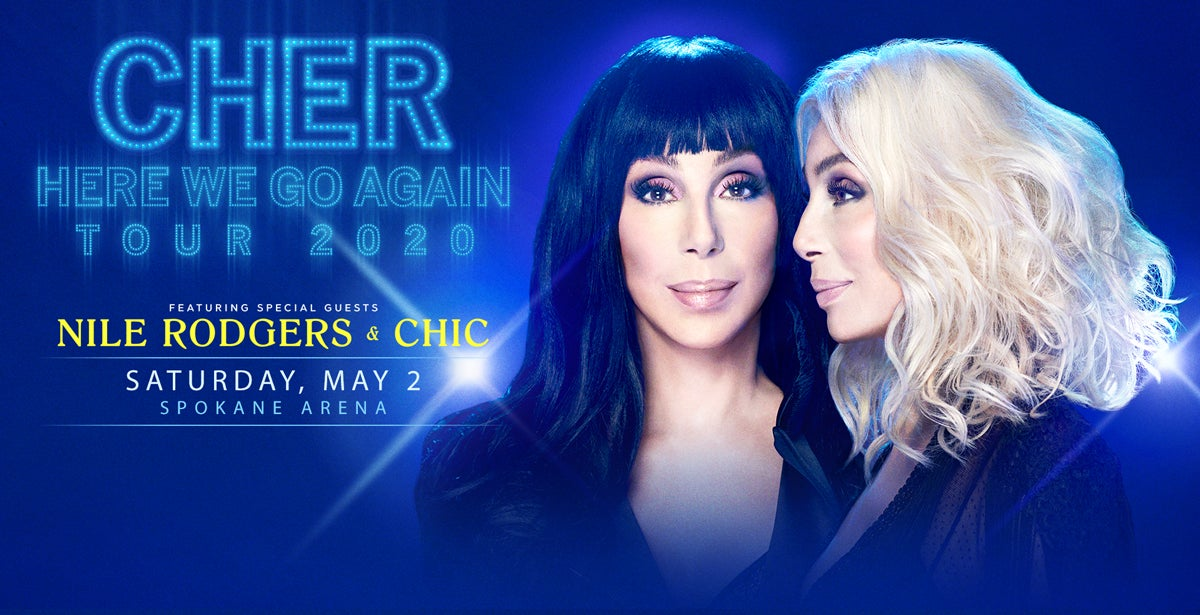 Cher: Here We Go Again Tour 2020