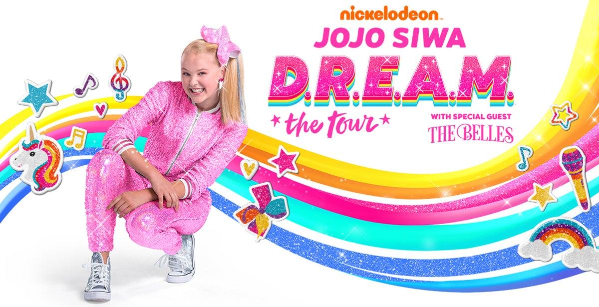 *Rescheduled* Nickelodeon's JoJo Siwa D.R.E.A.M. Tour at Spokane Arena