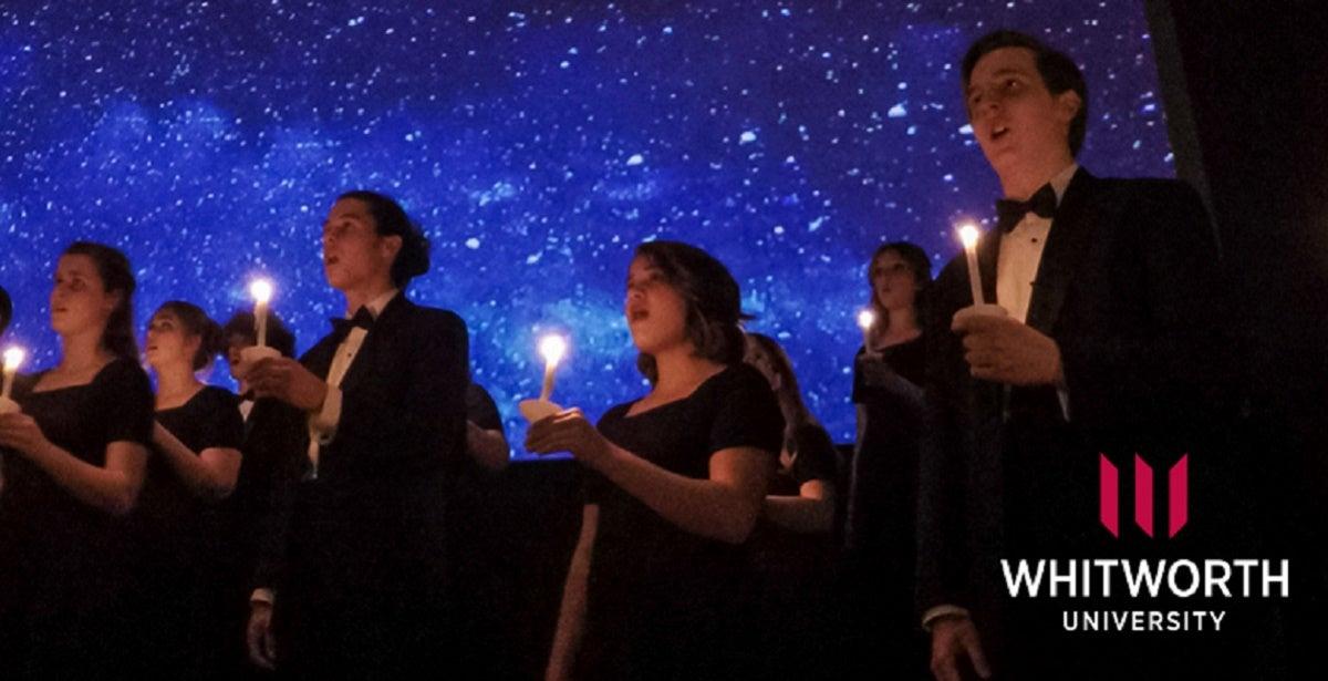 Whitworth University Christmas Festival Concert