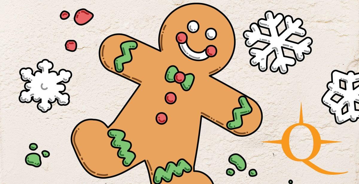 Gingerbread Build-off Kit