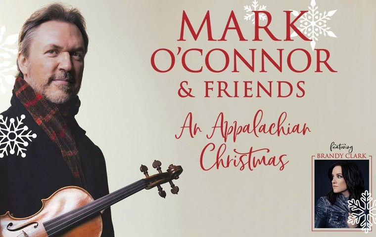 More Info for Mark O'Connor Band - Appalachian Christmas
