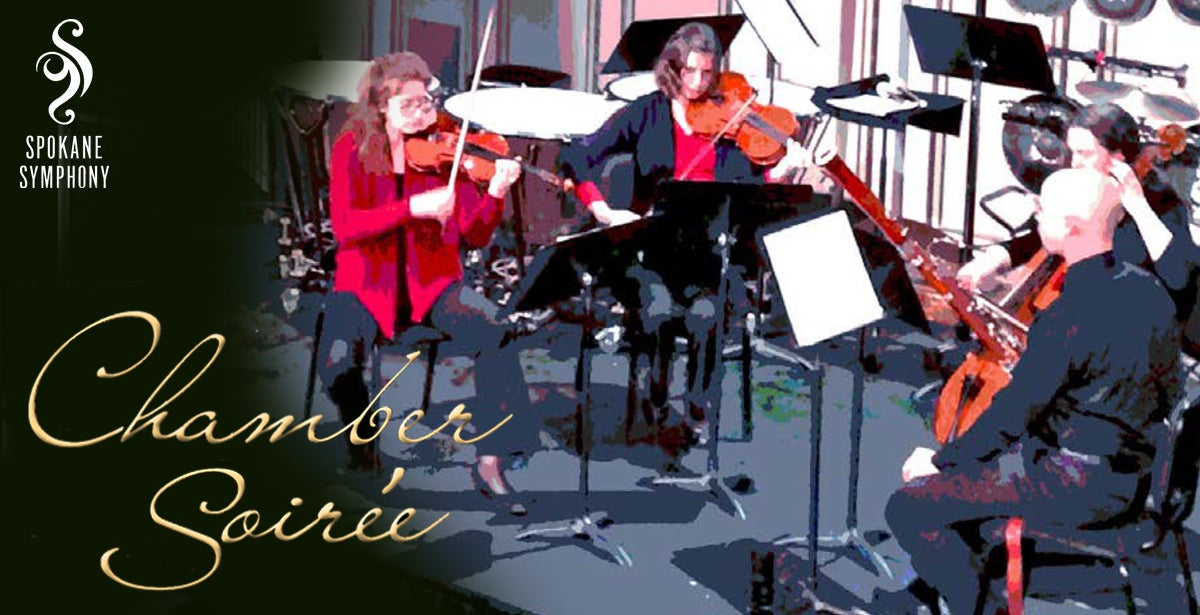 Spokane Symphony Chamber Soiree - Winter