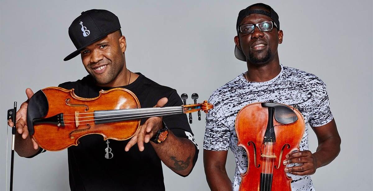 Fox Presents Black Violin