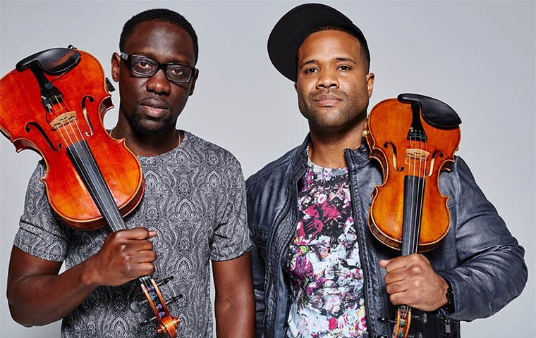 More Info for Fox Presents Black Violin
