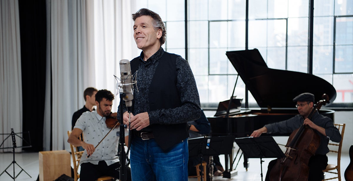 Thomas Hampson Song of America: Beyond Liberty