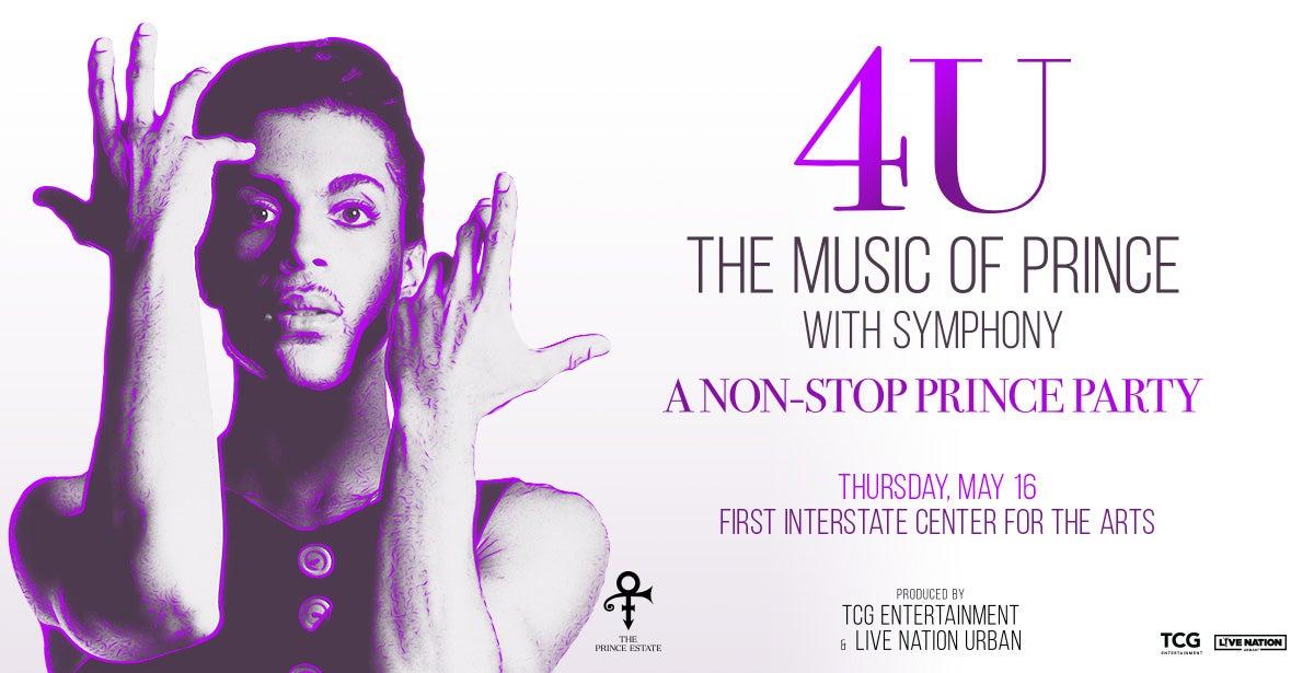 4U: The Music of Prince