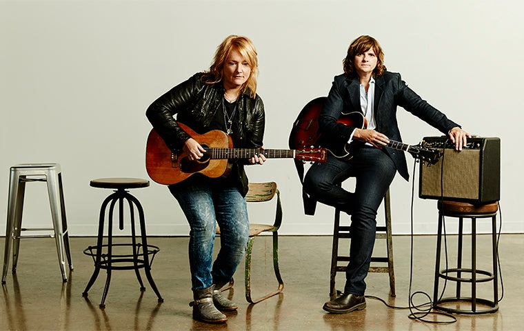 More Info for Fox Presents Indigo Girls