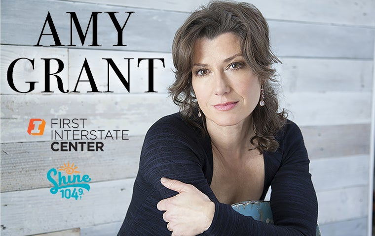 More Info for An Evening with Amy Grant