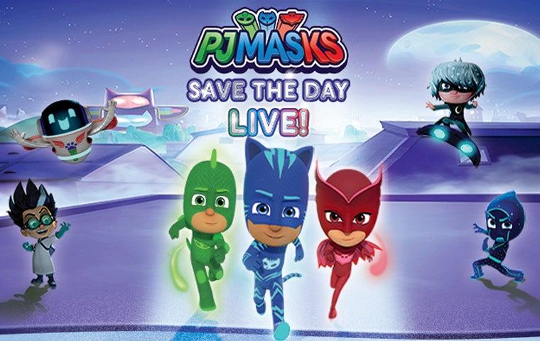 More Info for PJ Masks Live!