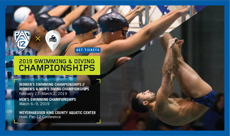 More Info for Pac-12 Swimming and Diving Championships