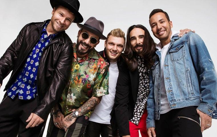 More Info for *Rescheduled* Backstreet Boys