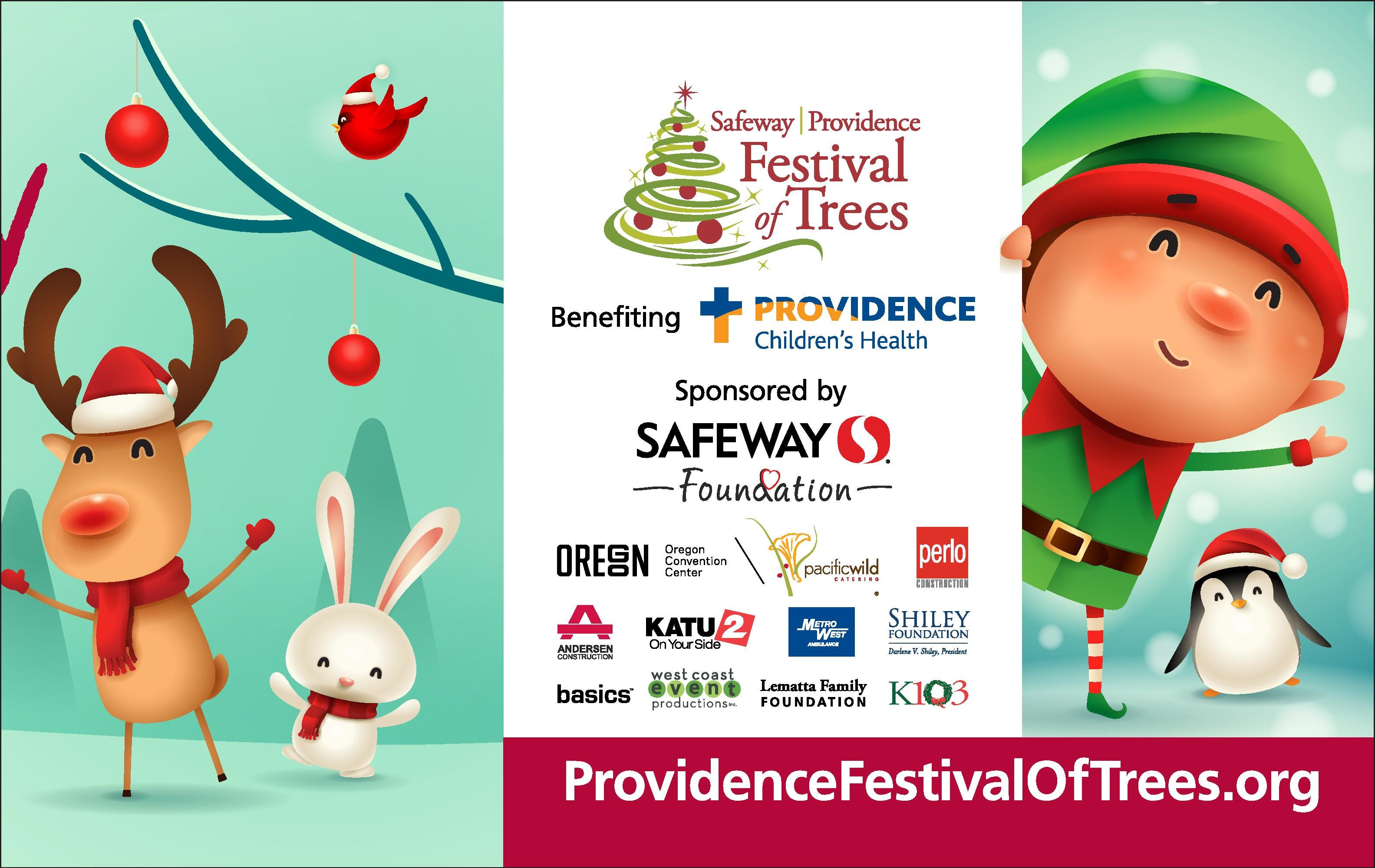 More Info for Safeway   Providence Festival of Trees Elf Academy