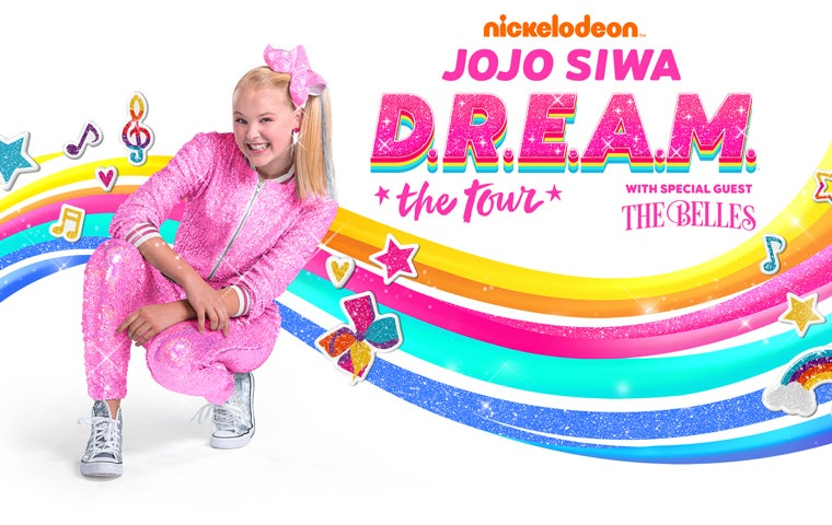 More Info for *Rescheduled* Nickelodeon's JoJo Siwa D.R.E.A.M. Tour at Spokane Arena