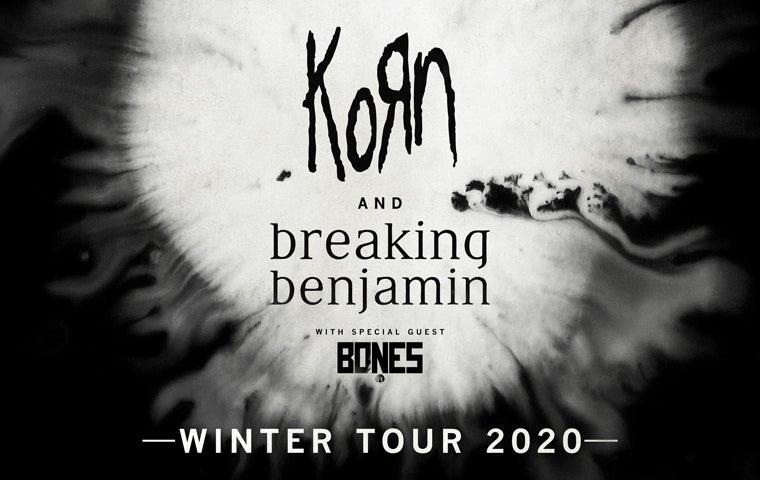 More Info for Korn and Breaking Benjamin