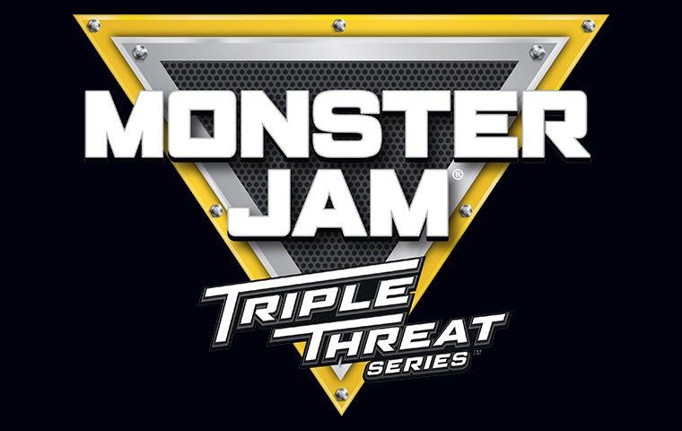More Info for Monster Jam - Triple Threat