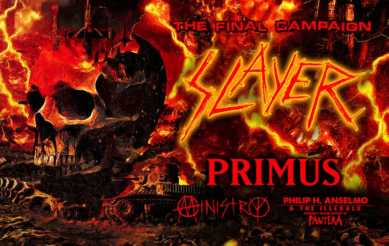 More Info for Slayer