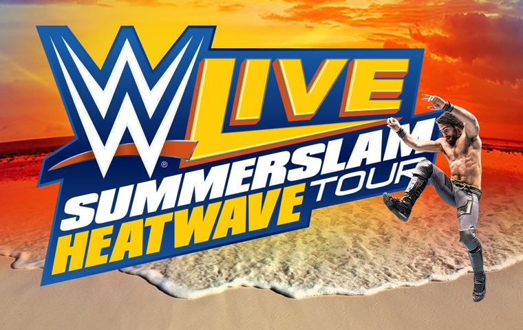 More Info for WWE SummerSlam Heatwave Tour