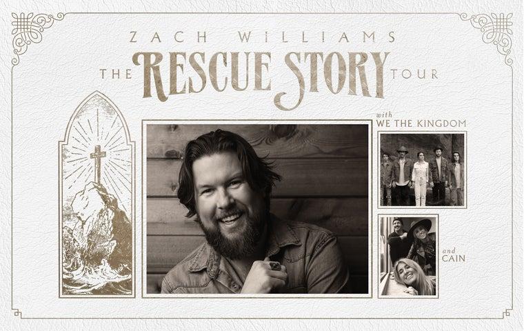 More Info for Zach Williams
