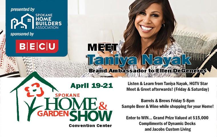 More Info for Spokane Home & Garden Show