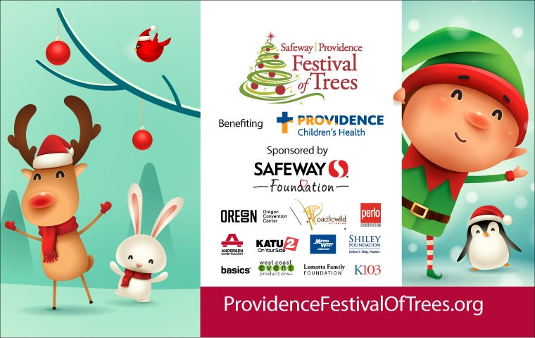More Info for Safeway | Providence Festival of Trees Elf Academy