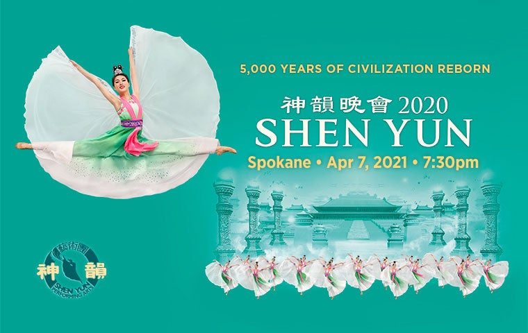 More Info for *Rescheduled* Shen Yun Performing