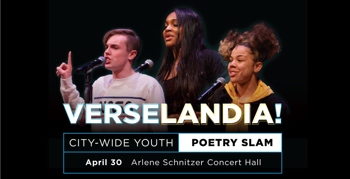 Literary Arts Presents - Verselandia