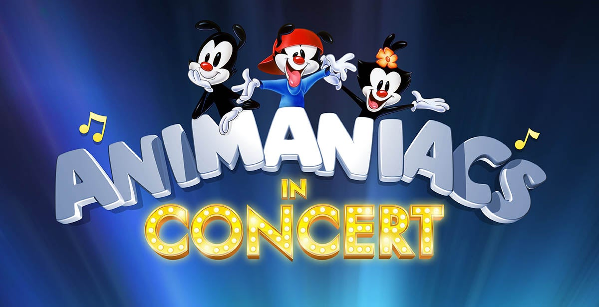 Animaniacs in Concert
