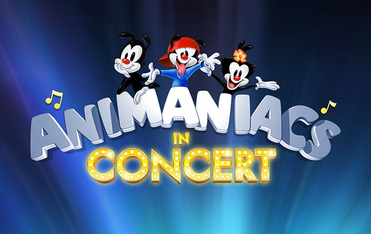 More Info for Animaniacs in Concert