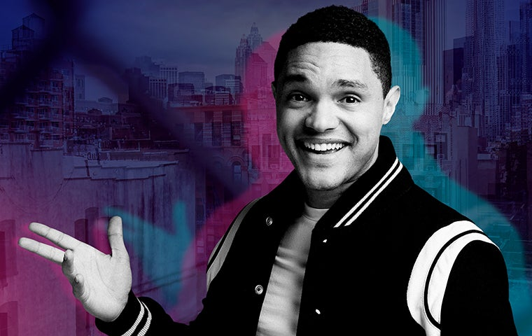 More Info for *Rescheduled* Trevor Noah