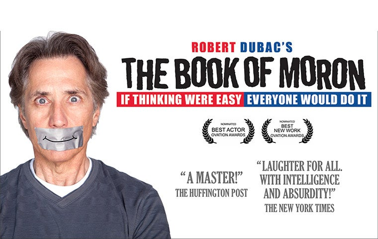 More Info for Robert Dubac's The Book of Moron