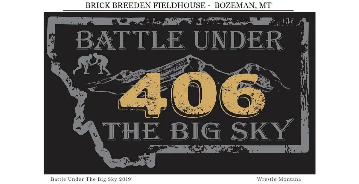Battle Under the Big Sky Wrestling Tournament