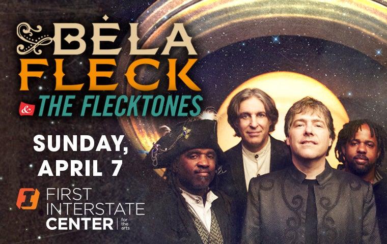 More Info for Bela Fleck & The Flecktones