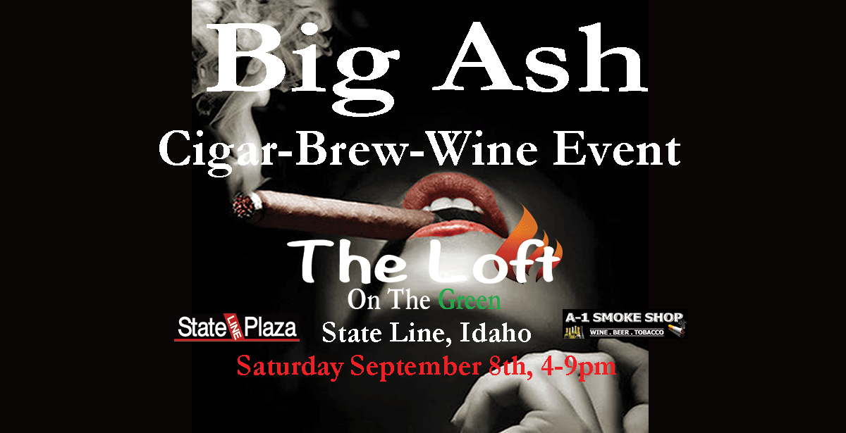 Big Ash 2018 - Cigar - Brew - Wine Festival