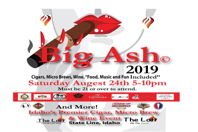 More Info for Big Ash 2019 - Cigar - Brew - Wine Festival