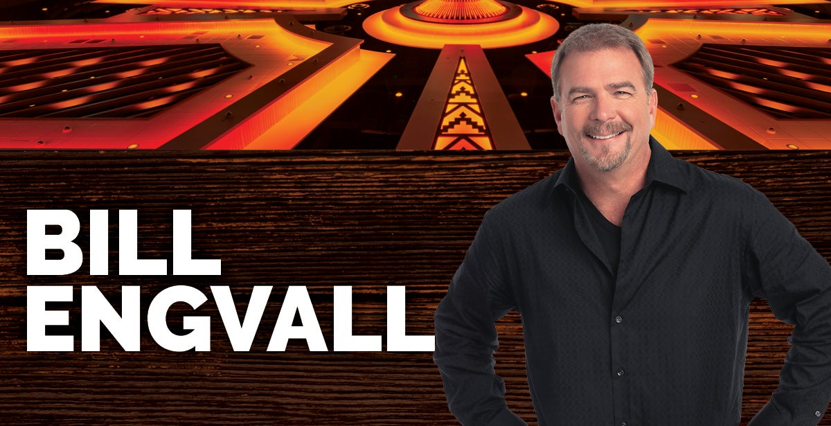 *CANCELLED* An Evening with Bill Engvall