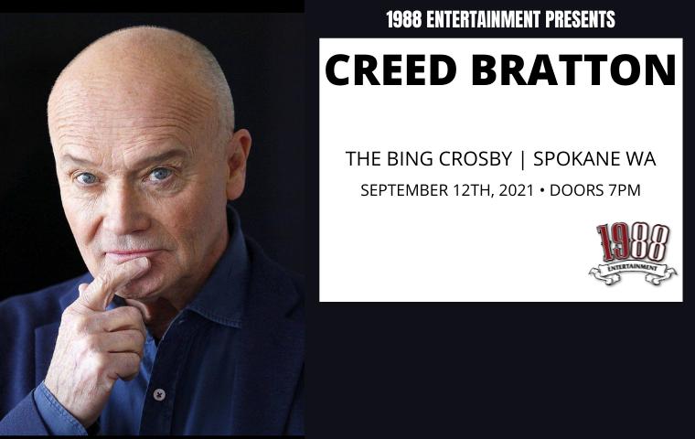 More Info for Creed Bratton